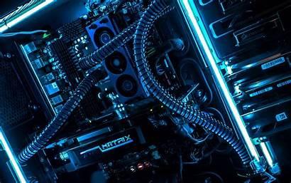 Pc Hardware Wallpapersafari Bleu Ecran Gamer