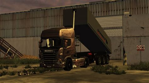 scania r730 black amber ls2013 mod mod for farming