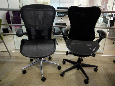 better than quot aeron 187 herman miller mirra 2 the of