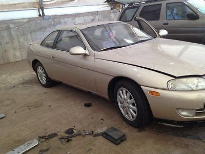 92 93 94 Lexus Sc300 Fuel Injection Parts Cold Start