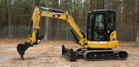 cat  xtc mini hydraulic excavator cat caterpillar