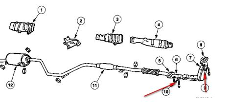 2000 ford windstar exhaust diagram 2000 free engine