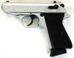 Walther PPK S 22LR
