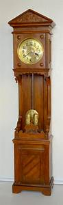 Vintage Open Well 2 Weight Grandfather Clock Price Guide