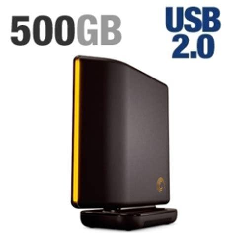 seagate freeagent desk 500gb seagate st305004fdb1e1 rk freeagent external drive