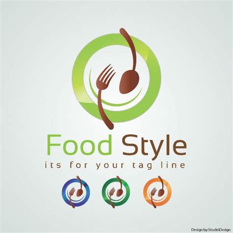 logo cuisine logo for an organic restaurant vector free