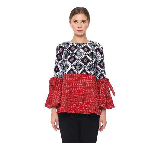 model baju atasan batik  terbaru nanajilbabcom