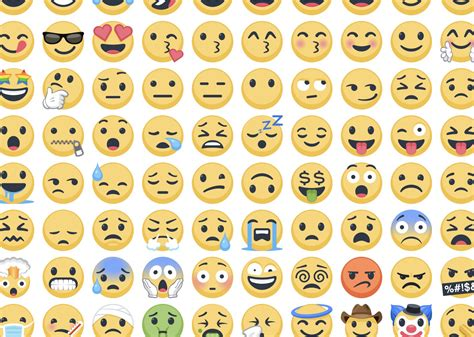 foto de Facebook Reveals Most and Least Used Emojis