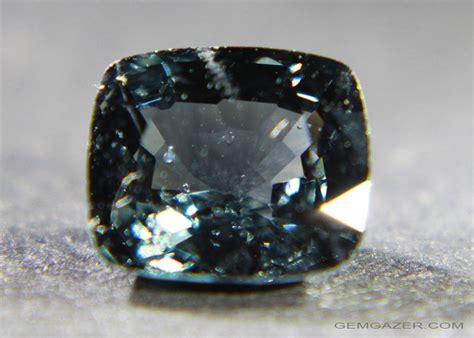 blue spinel tanzania 2 16ct blue spinel faceted tanzania 2 45 carats