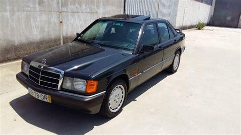 Lượt xem 48 n3 năm trước. Mercedes-Benz - 190 2.5 Turbo Diesel - 1991 - Catawiki