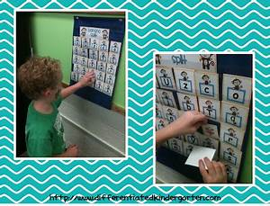 differentiated word work and a freebie kinder daily 5 book With banana letter game