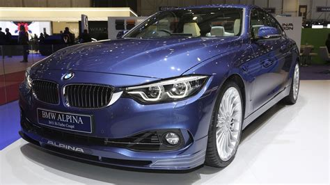 alpina   biturbo top speed