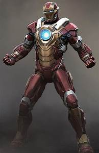 New 'Iron Man 3′ Armor Design and (Possible) Spoilers ...