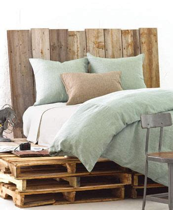 bed board ideas top15 pallet d i y ideas for the bedroom