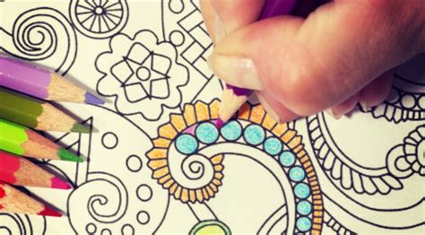 Ocean County Library Offers Coloring For Adults Stress