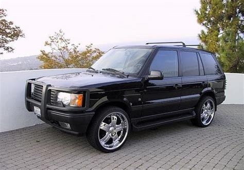 Land Rover Range Rover Modification by Cashmoney420 2000 Land Rover Range Rover Specs Photos