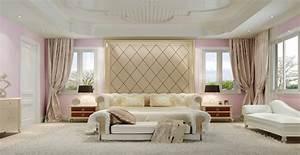 Pink And Blue Bedroom Walls - Decobizz.com