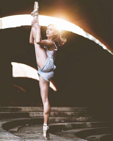 Dance Practicing Cuba Streets Ballet Dancers Great