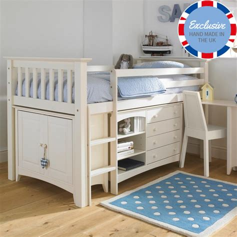 Luxury Kids Cabin Bed Childrens Bedroom Furniture Uk