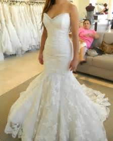 altering wedding dress need help with mermaid wedding dress alterations weddingbee
