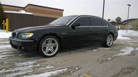 Buy Used 2006 Bmw 760li Base Sedan 4-door 6.0l In , For Us