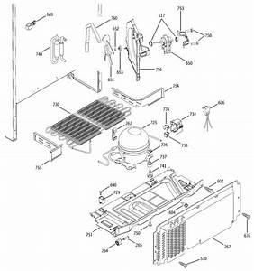 Unit Parts Diagram  U0026 Parts List For Model Hts18gcmcrww