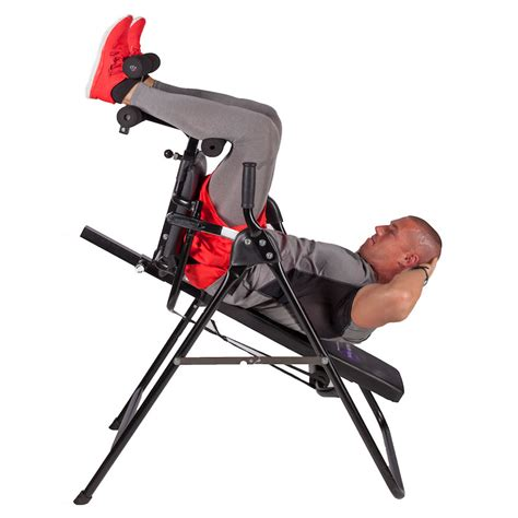 how does an inversion table work fitnesszone health mark core inversion chair