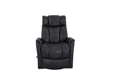 baltin swivel recliner king size in bolero slate