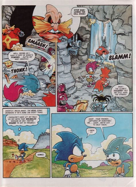 UK Print Archive - Sonic the Comic - Issue 088.cbr #UKPA