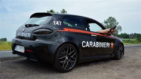 Alfa Romeo 147 GTA Black Bandit /// Driiive.com/zeb