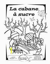 Maple Syrup Coloring Pages Sucre Cabane Printables Coloriage Dive Morning Into These Result Divyajanani La French Sugar Activities sketch template