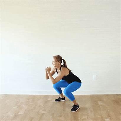 Squats Exercise Jump Bodyweight Workout Jumpstart