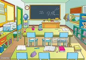 Classroom Stock Illustrations And Cartoons | Getty Images