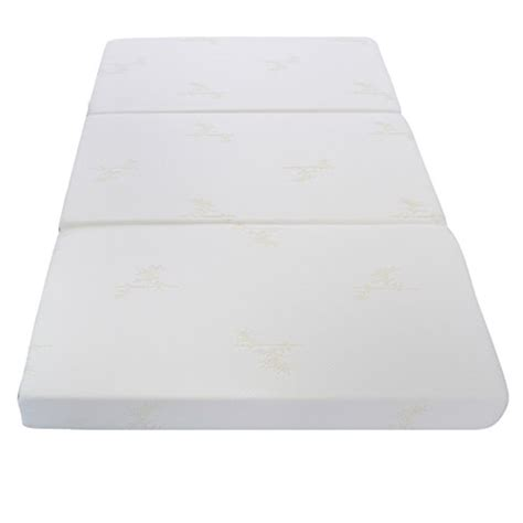 tri fold mattress milliard tri folding mattress with ultra soft