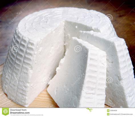 cr駱ine cuisine fromage italien de ricotta images libres de droits image 33364639