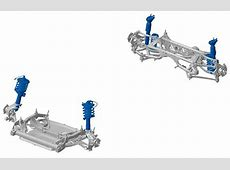 BMW M3 and BMW M4 Inside The new chassis