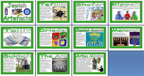 ks2 re teaching resource artefacts printable