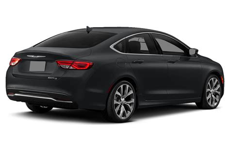 Price Of New Chrysler 200 by 2015 Chrysler 200 Price Photos Reviews Features