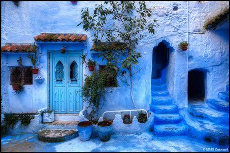 Global Spotlight Chefchaouen Morocco Sarvodaya