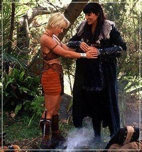 62 best Xena and Gabrielle images on Pinterest | Xena ...