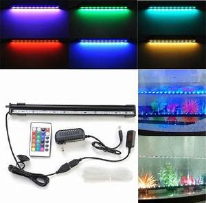 Crzdeal? underwater aquarium led light bar flood