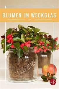 Blumen Im Sommer : easy tischdeko blumen im weckglas handmade kultur ~ Whattoseeinmadrid.com Haus und Dekorationen