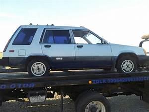 1984 Toyota Tercel 4x4 Sr5 Wagon