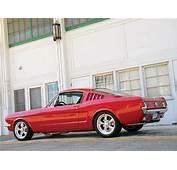 1966 Mustang  Mustangs Ford