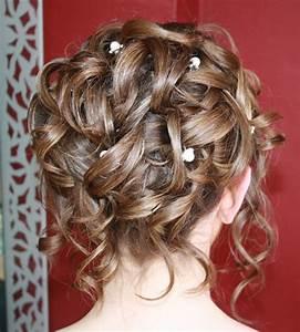 Coiffure Femme Pour Mariage : coiffure enfant pour mariage ~ Dode.kayakingforconservation.com Idées de Décoration