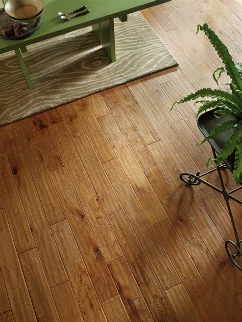 choosing hardwood flooring hgtv