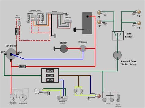 1985 yamaha virago 1000 wiring diagram