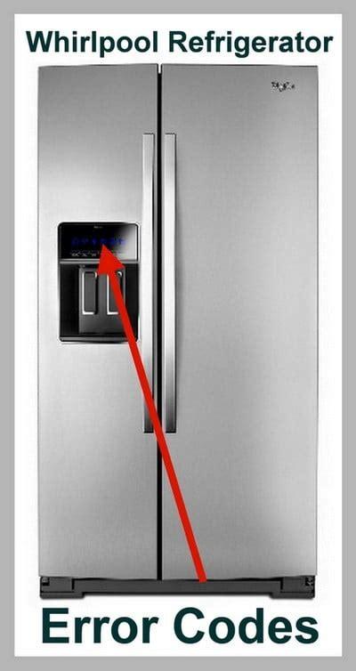 ge refrigerator  making ice green light blinking