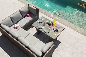 Salon De Jardin Angle : salon de jardin conseil pour bien choisir et profitez au mieux de sa terrasse ~ Teatrodelosmanantiales.com Idées de Décoration