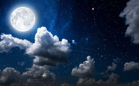 Moon Images Wallpaper Moon Clouds Sky Moon Hd Nature 1519